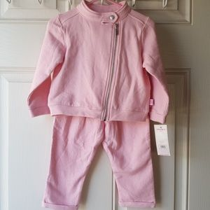 NWT Limited Too Pink Jumpsuit
